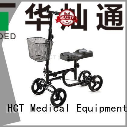 ambulate knee walker terrain HCT Medical Brand knee walker scooter