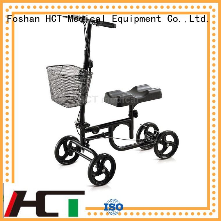 walker terrain ambulate knee walker HCT Medical Brand