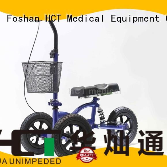 Hot ambulate knee walker walker HCT Medical Brand