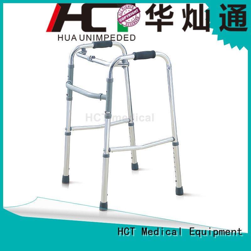 HCT Medical Brand articulated rollator walker