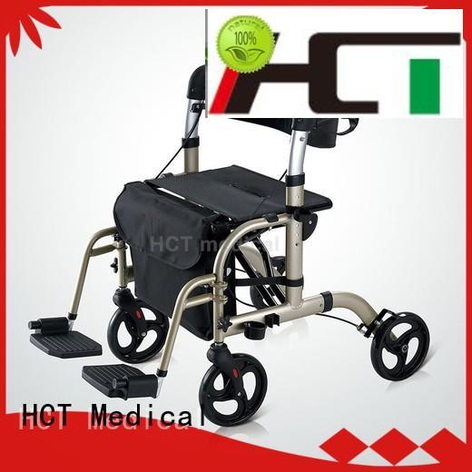 HCT Medical indoor rollator in bulk for rehabilitation centre