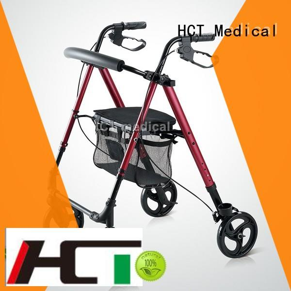 high quality rolling knee walker series for rehabilitation centre