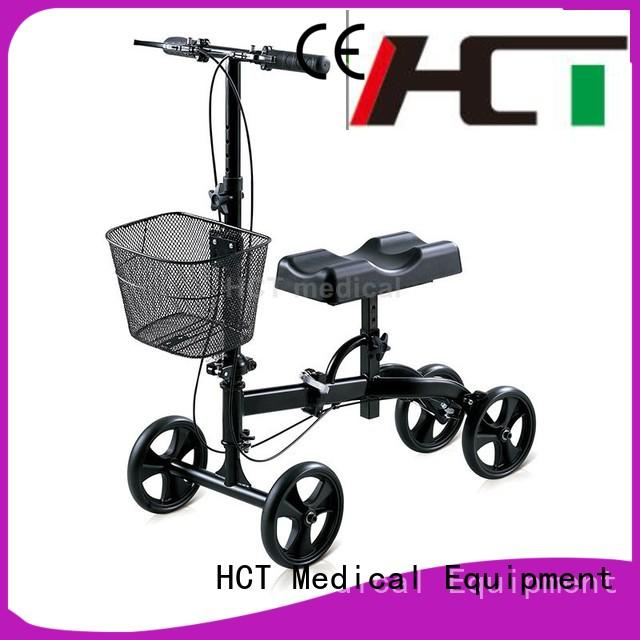 HCT Medical medical knee scooter factory direct supply for hospital