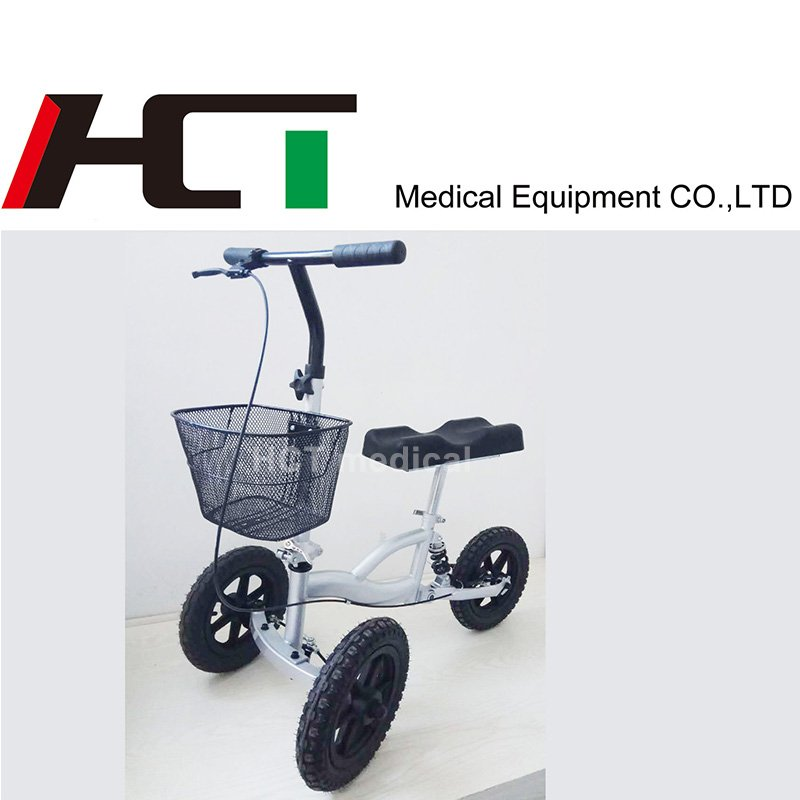 HCT Medical All Terrain Knee Walker HCT-9129 Knee Walker Scooter image30