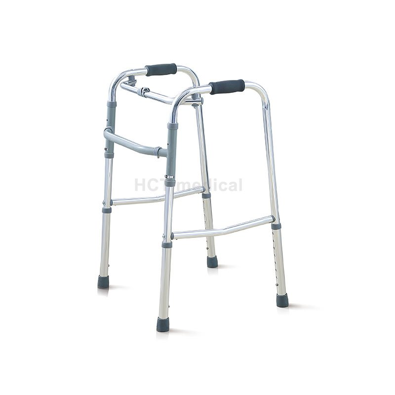 HCT Medical Aluminum Walker with Articulated Function HCT-9108 Rollator Walker image27