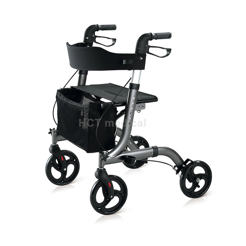 HCT Medical Knocked-Down Rollator HCT-9123 Rollator Walker image20