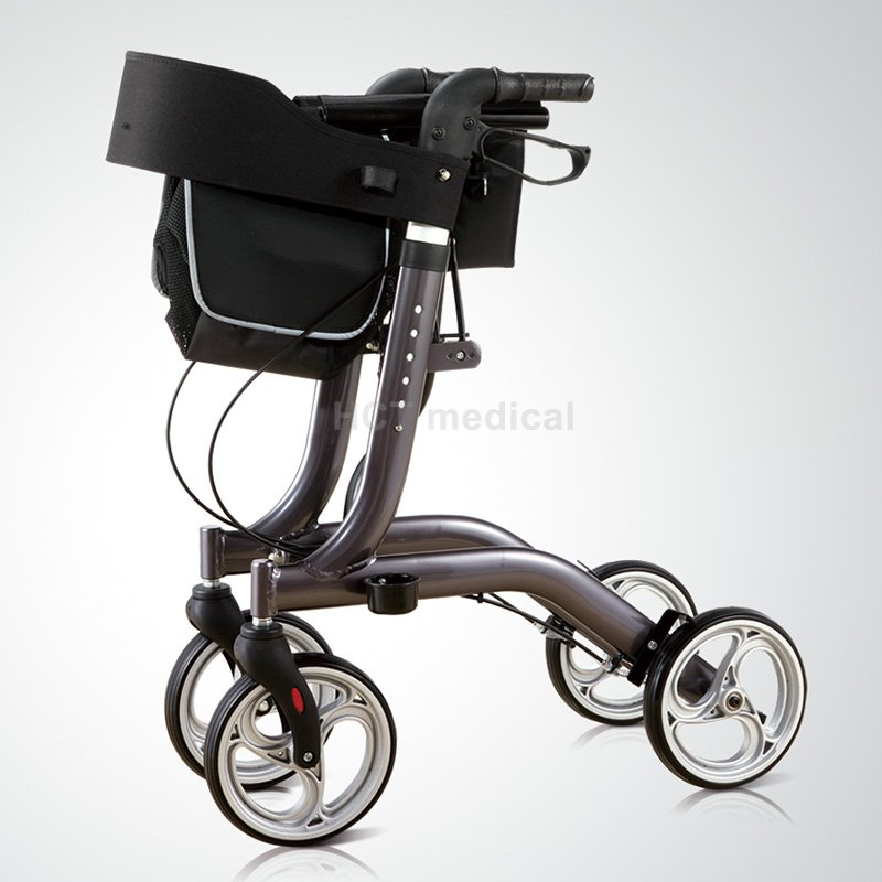 HCT Medical Euro Wheeled Walker HCT-9137A Rollator Walker image15