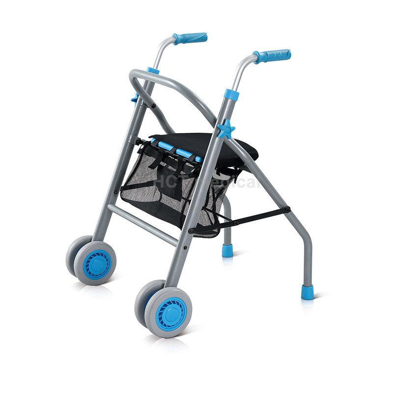 HCT Medical Simple and Functional Walker HCT-9227 Rollator Walker image10