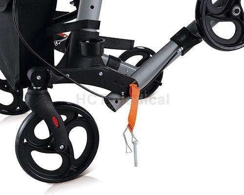 chair Custom seat rollator walker height HCT Medical
