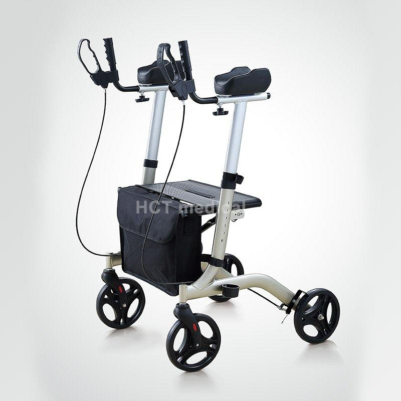 Custom patent rollator walker simple HCT Medical