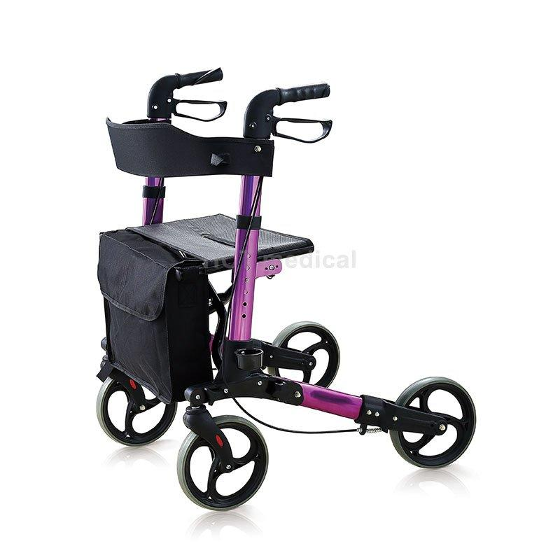 Hot functional rollator walker chairrollator transfer HCT Medical Brand