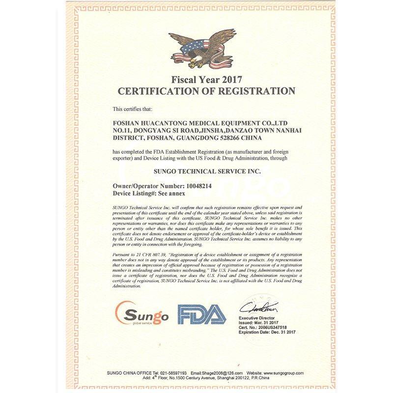 FDA 2017