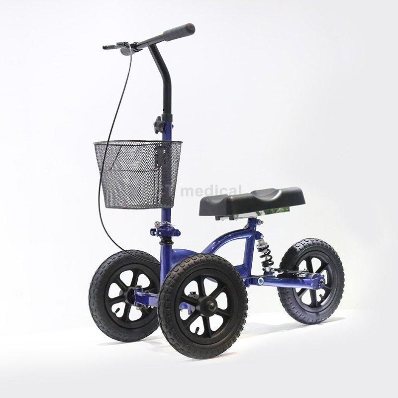 knee steel knee walker scooter all walker HCT Medical company