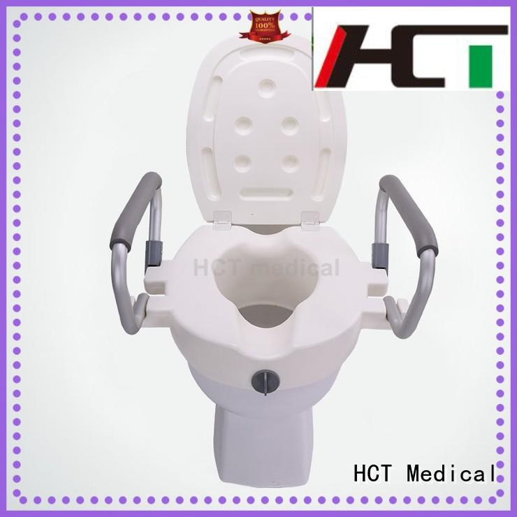 HCT Medical medical toilet seat factory direct supply for hospital