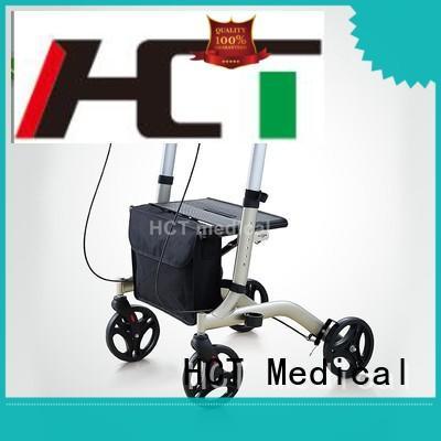 HCT Medical rollator wheelchair design for elderly
