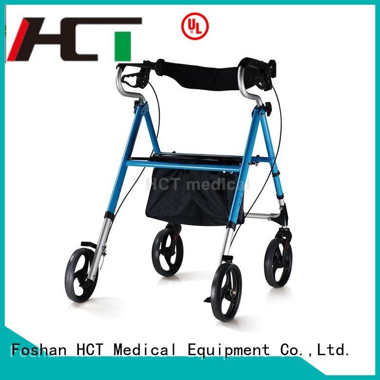 aluminum rollator euro Bulk Buy transport HCT Medical