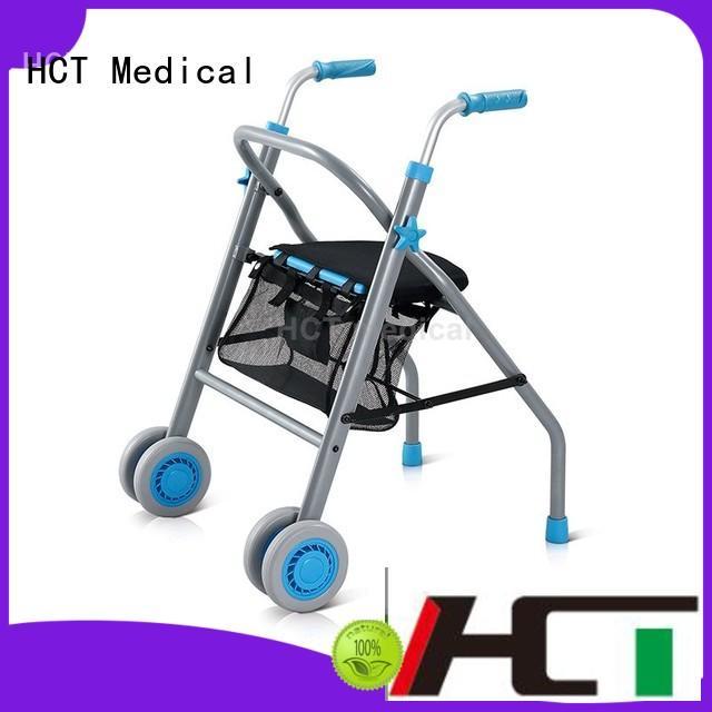 foldable outdoor rollator in bulk for hospital