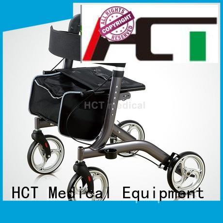 aluminum rollator rollator lightweight foldable rollator walker manufacture