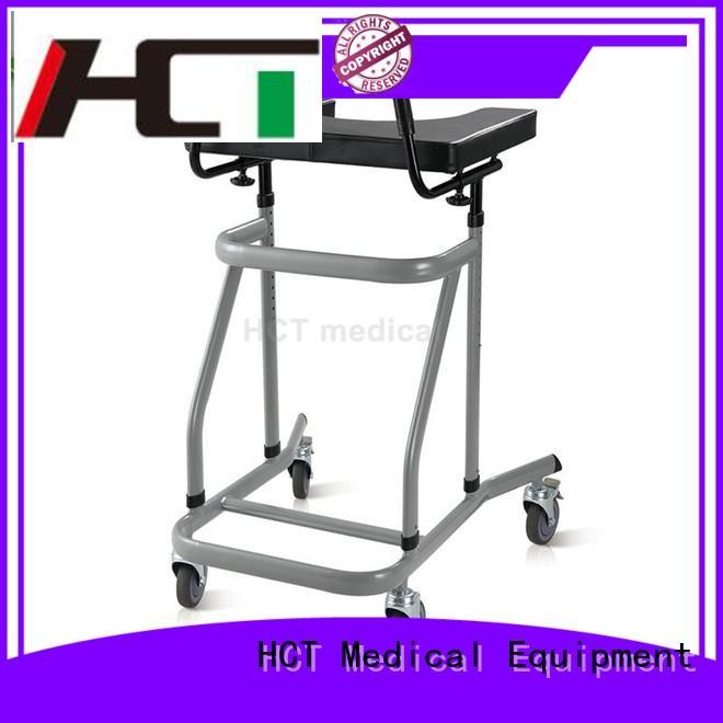 walker knockeddown rollator rollator walker HCT Medical Brand company