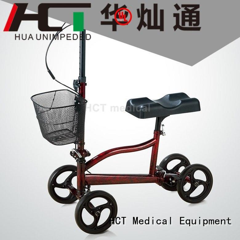 ambulate knee walker terrain knee knee walker scooter all company