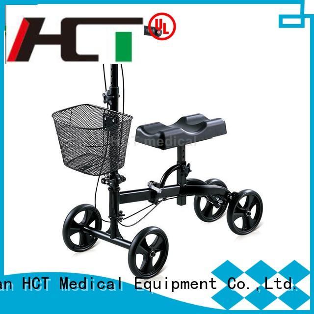 all walker steel HCT Medical Brand ambulate knee walker manufacture