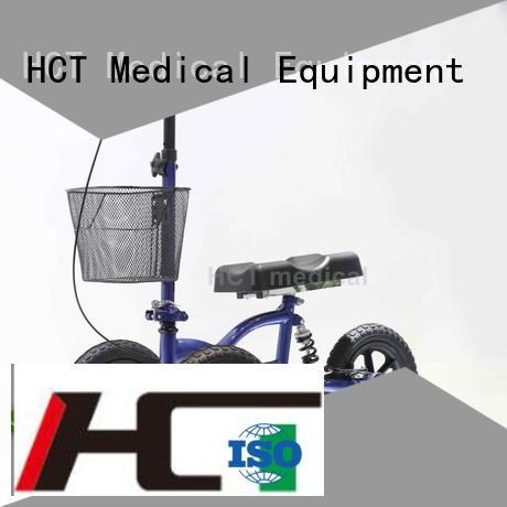 steel walker terrain OEM knee walker scooter HCT Medical