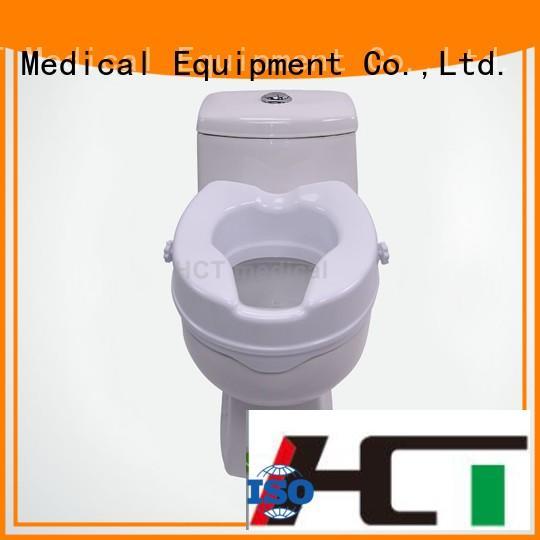 Hot raised toilet seat lid HCT Medical Brand