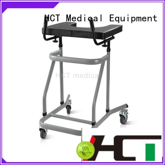 HCT Medical european style rollators for sale supplier for rehabilitation centre