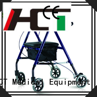HCT Medical Brand bag lightweight rollator walker manufacture