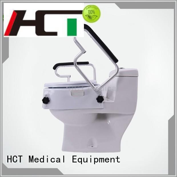 raised toilet seat with armrest toilet Bulk Buy 6″ HCT Medical