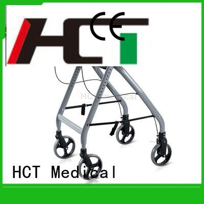 HCT Medical lightweight indoor rollator manufacturing for hospital