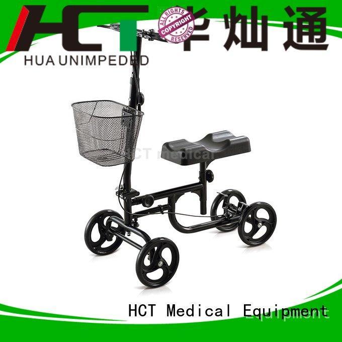 ambulate knee walker knee all HCT Medical Brand