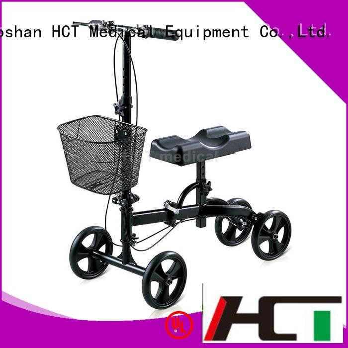 HCT Medical Brand all terrain knee walker scooter manufacture