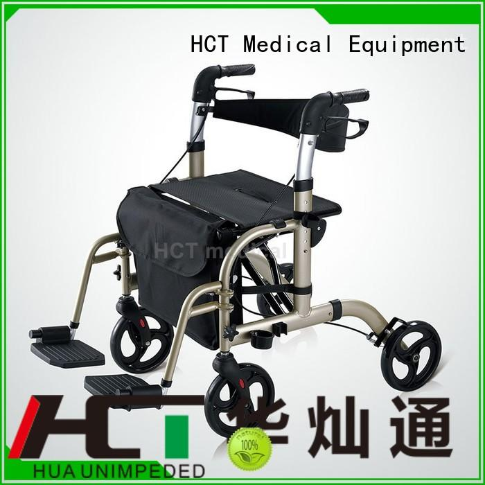 Quality HCT Medical Brand rollator walker