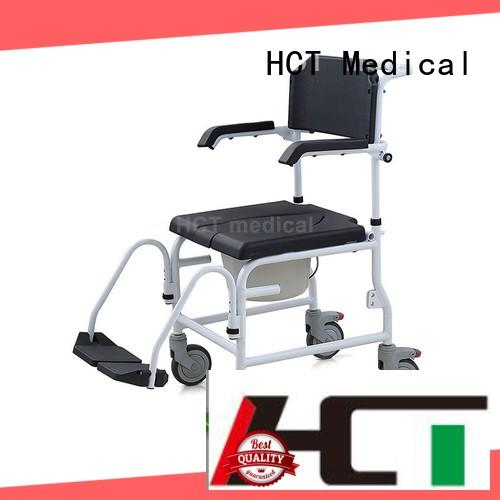 convenient shower commode chair manufacturer for patient