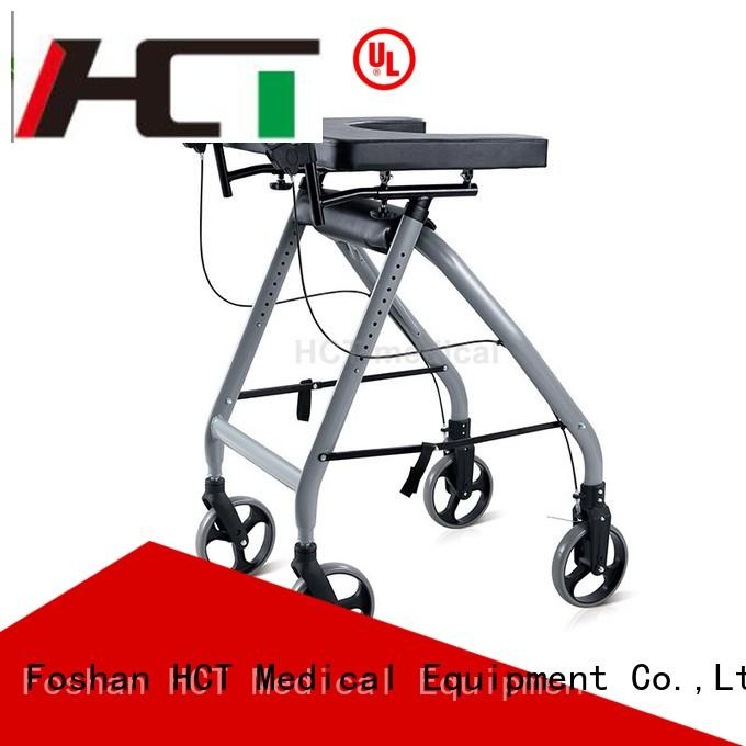 Hot rollator aluminum rollator transport HCT Medical Brand