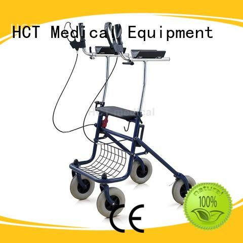 forearm rollator with articulated function for rehabilitation centre HCT Medical