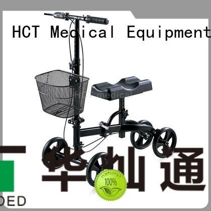 ambulate knee walker knee walker HCT Medical Brand company