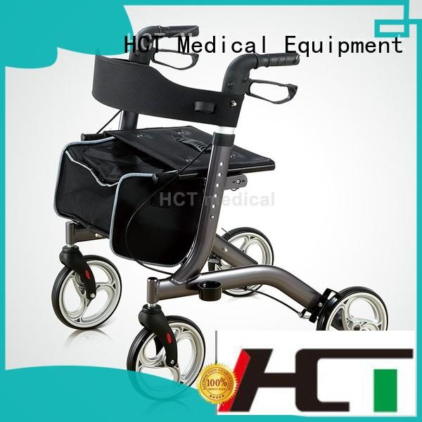 HCT Medical convenient scooter walker manufacturing for hospital