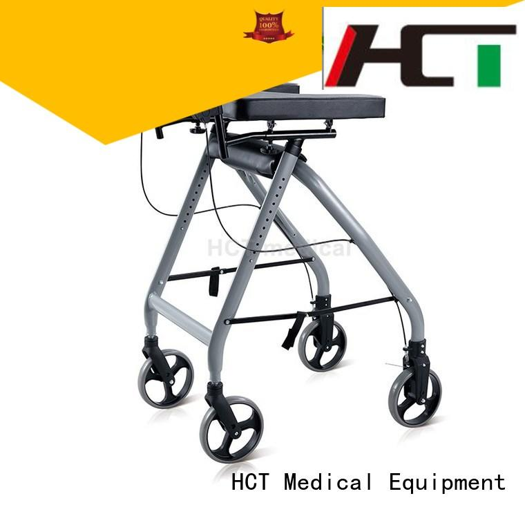 transport height HCT Medical Brand aluminum rollator