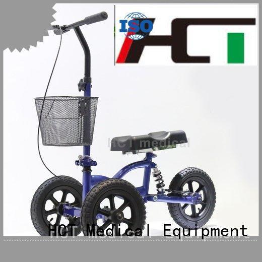 walker terrain all knee HCT Medical ambulate knee walker