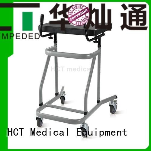 HCT Medical Brand rollator folding aluminum rollator forearm supplier