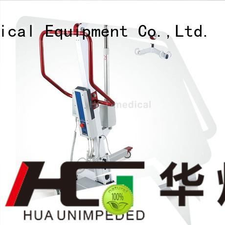 lifter aluminium mechanical lift for patients electric HCT Medical company electric