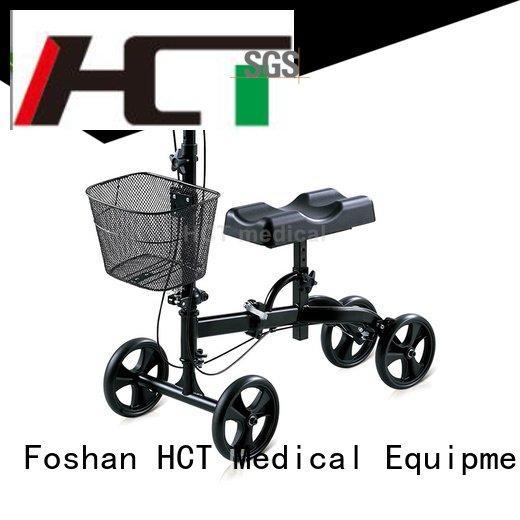 ambulate knee walker all walker OEM knee walker scooter HCT Medical