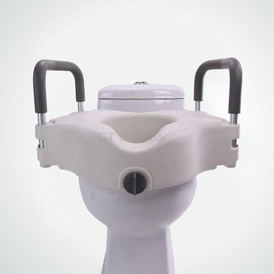 different lid toilet raised toilet seat HCT Medical Brand