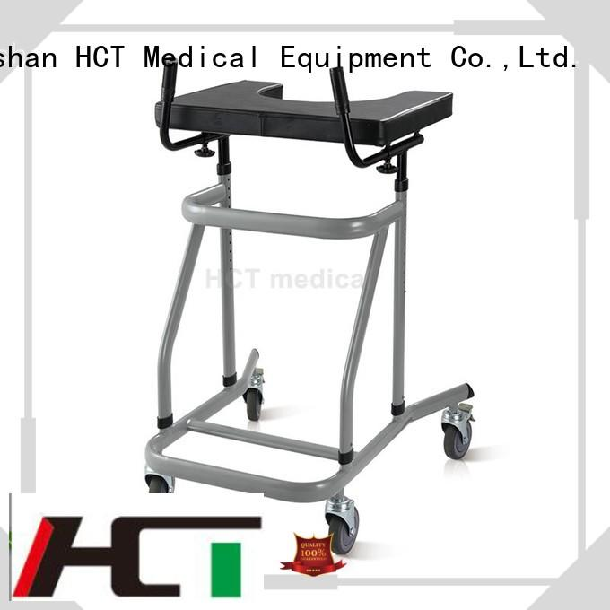 lightweight indoor adjustable HCT Medical Brand rollator walker supplier