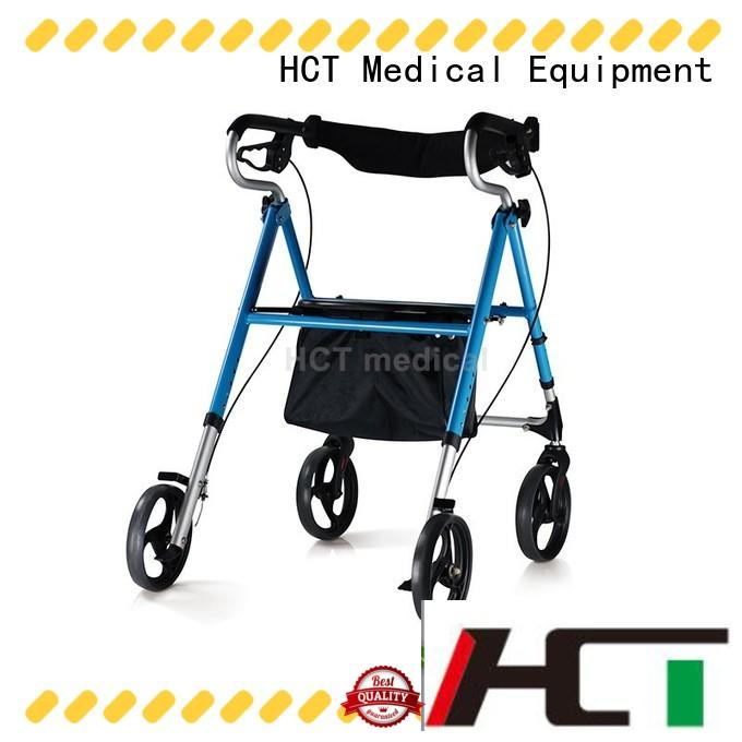 HCT Medical rollators for sale manufacturing for elderly