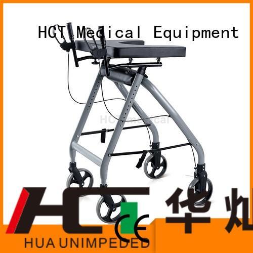 aluminum rollator aluminum forearm rollator walker manufacture