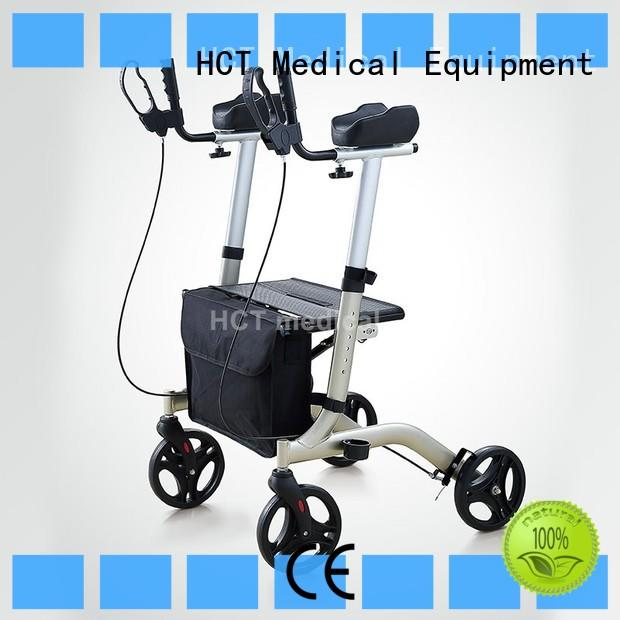 HCT Medical lightweight kneeling walker reciprocal for elderly