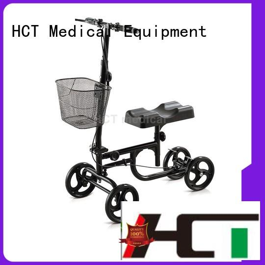 HCT Medical advanced all terrain knee scooter steel for home use